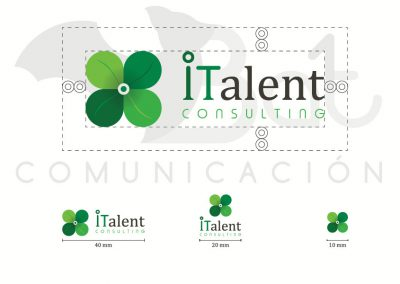 Logotipo ITalent