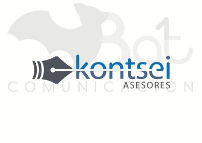 Logotipo KONTSEI