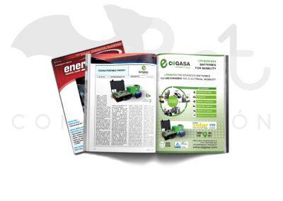Revista CEGASA ENERGÉTICA XXI
