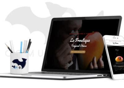 Web La Froutique