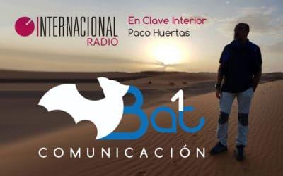 """Bat en INTERNACIONAL RADIO en """"En Clave Interior"""""""