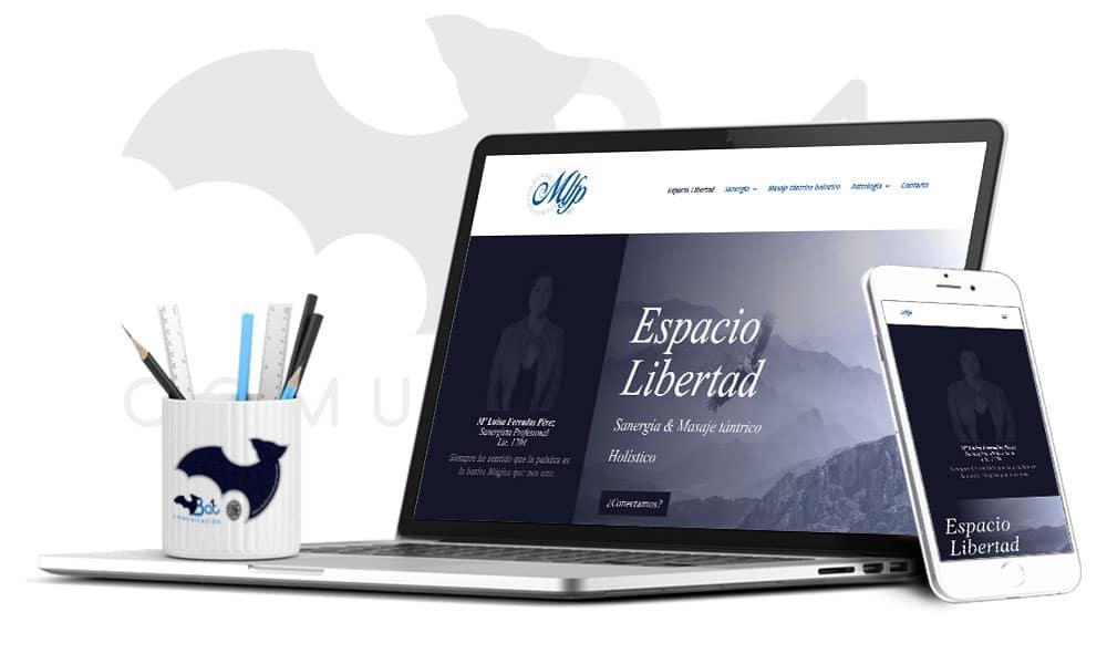Web Espacio Libertad